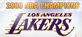 LA Lakers campeões09