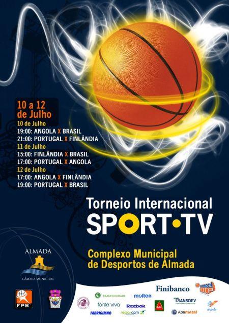 Cartaz Torneio SportTv