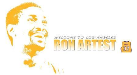 ron artest LA