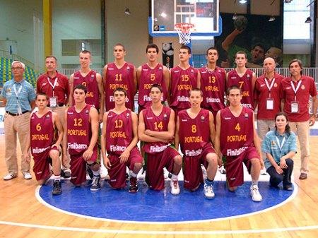 foto equipa portugal