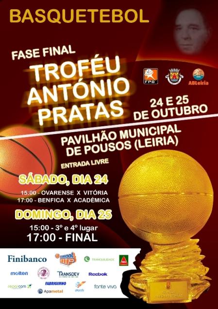 cartaz António Pratas